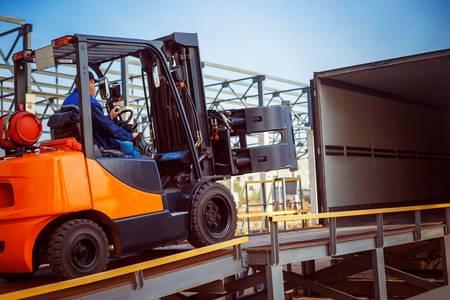 Forklift Transporter Pennsylvania